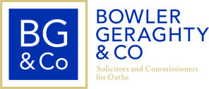 bowler geraghty & co logo